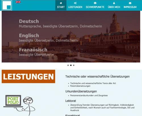 Firmenprofil von: Technische Fachübersetzungen Sabine Griebler in Dresden