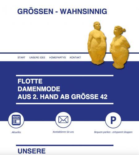 Firmenprofil von: Flotte Damenmode ab Größe 42: Grössen-Wahnsinnig in Ulm