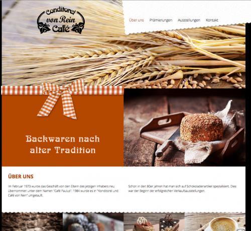 Firmenprofil von: Conditorei von Rein in Stuttgart