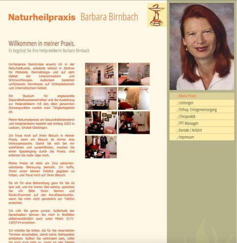 Firmenprofil von: Heilpraktikerin in Laatzen: Barbara Birnbach