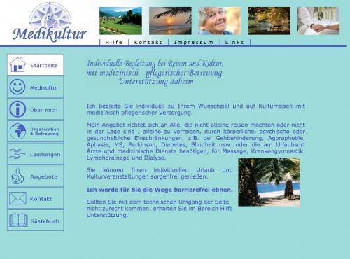 Firmenprofil von: Individuelle Reisebegleitung: Medikultur in Oberhausen