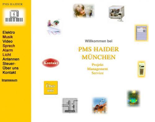 Firmenprofil von: PMS Elektroservice in München