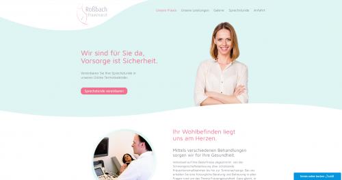 Firmenprofil von: Facharzt für Frauenheilkunde Thomas Roßbach in Düsseldorf