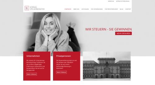 Firmenprofil von: Steuerberater Jürgen-Dieter Körnig in Mannheim