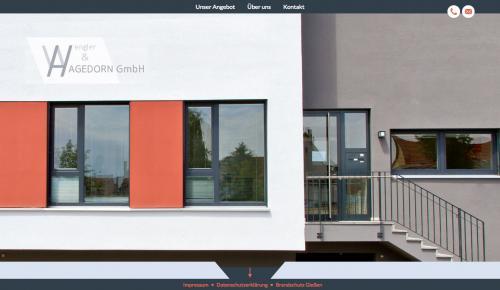 Firmenprofil von: Metallbau Wengler und Hagedorn GmbH in Solms