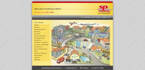 Firmenprofil von: sp-werbung: Ihr Partner für vielfältige Werbeartikel