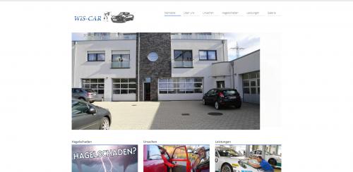 Firmenprofil von: WIS-CAR: Ihr Beulendoktor in Oberhausen