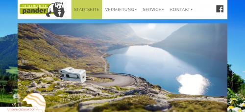 Firmenprofil von: Wohnmobil mieten oder kaufen: Reisemobile Pander in Wadersloh