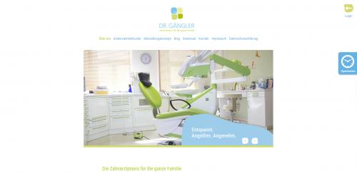 Firmenprofil von: Zahnarztpraxis Dr. Beate Gängler in Dresden