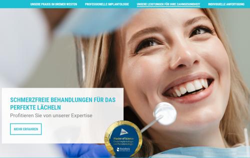 Firmenprofil von: Zahnarzt Dr. (Syr) Wahid Ghannam: Ihr Experte für Implantologie
