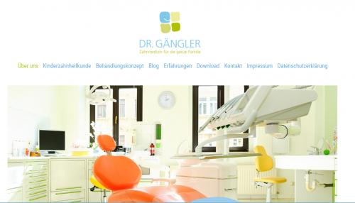 Firmenprofil von: Ihre Zahnärztin mit Erfahrung – Zahnarztpraxis Dr. Gängler in Dresden