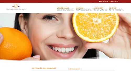 Firmenprofil von: Vorsorge für die Zähne: Prophylaxe-Behandlungen bei Dr. Silke Napp in Wunstorf