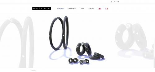 Firmenprofil von: Exklusiver Designer Diamantschmuck von André Ribeiro