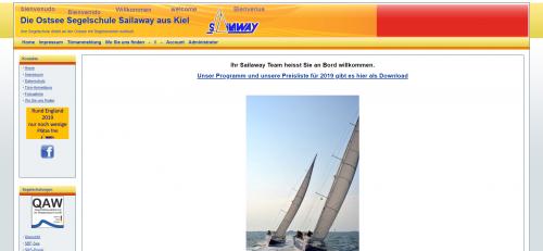 Firmenprofil von: Sailaway-Yachtsport Dirk Buske e. K. – die anerkannte Segelschule an der Ostsee