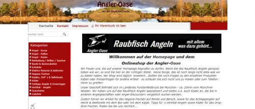 Firmenprofil von: Angelkajak - entspannt fischen mit der Angler-Oase
