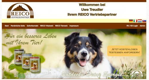 Firmenprofil von: Das Beste für Ihr Haustier – Artgerechte Tiernahrung von Reico in Bremerhaven