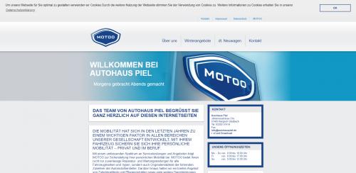 Firmenprofil von: Erfolgreicher Autoverkauf in Bergisch Gladbach: Autohaus Piel