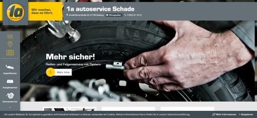 Firmenprofil von: Ihr Experte für Bremsenservice in Duisburg: SCHADE Technik u. Service GmbH