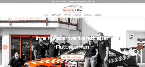 Firmenprofil von: Professionelles Autotuning in Sinsheim
