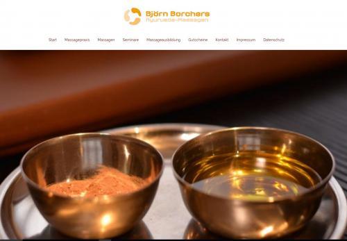 Firmenprofil von: Ayurveda-Massage - Seminare und Ausbildung nahe Düsseldorf