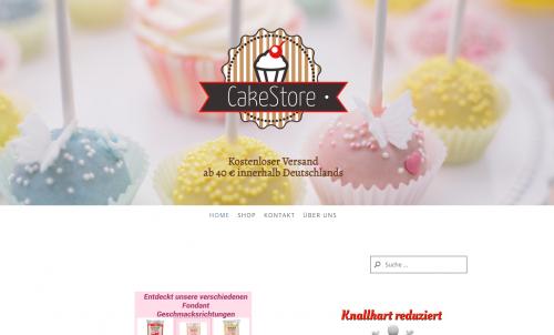 Firmenprofil von: Schöne Backdeko im Cake Store Onlineshop in Köln
