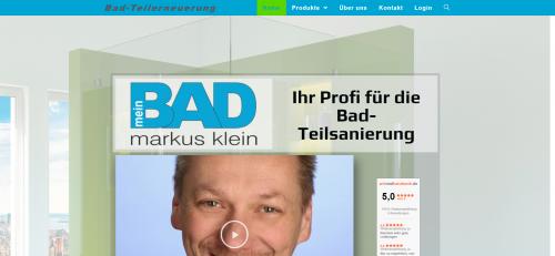 Firmenprofil von: Duschsanierung & Wannentausch: mein BAD – markus klein