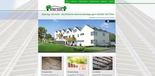 Firmenprofil von: Immobilienbewertung Dipl. Ing. Ute Kohl: Ihre Adresse für die qualifizierten Bewertungen von bebauten und unbebauten Grundstücke in Dresden