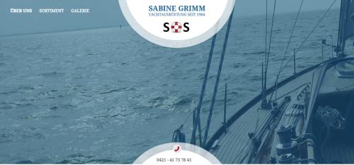 Firmenprofil von: SOS Yachtservice Grimm in Bremen