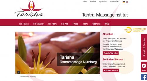 Firmenprofil von: Tantramassagen in Nürnberg