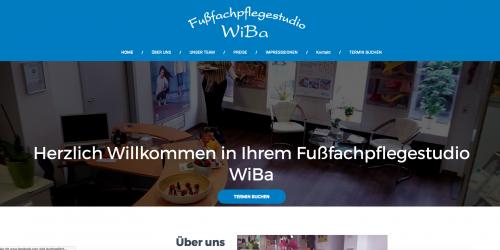 Firmenprofil von: Umfangreiche Fußpflege in Gießen: Fußfachpflegestudio WiBa kümmert sich um Ihre Füße