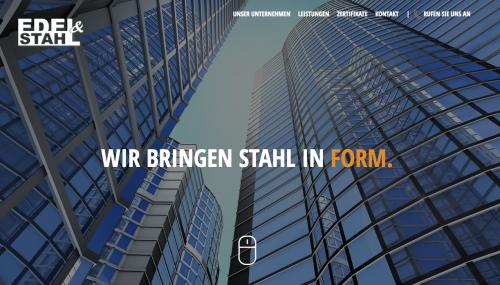 Firmenprofil von: Edel & Stahl GbR in Spelle