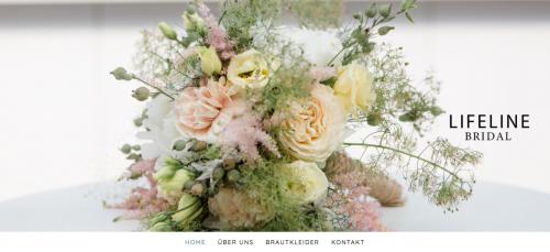 Firmenprofil von: Exklusive Hochzeitskleider in Bielefeld: Lifeline Bridal