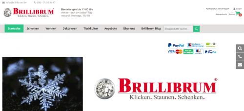 Firmenprofil von: Ihr Partner für herzförmige Bilderrahmen: Brillibrum GmbH