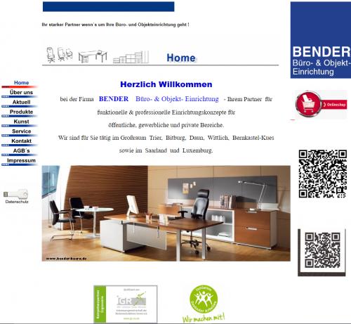 Firmenprofil von: Bender Büro- und Objekteinrichtung bei Trier: Hochwertige Bürostühle