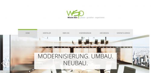 Firmenprofil von: Für eine ideale Büroeinrichtung in NRW – WSP Werner Sett + Partner