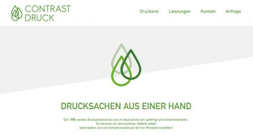 Firmenprofil von: Bogenoffsetdruck in Hamburg: Contrast Druck GmbH & Co. KG