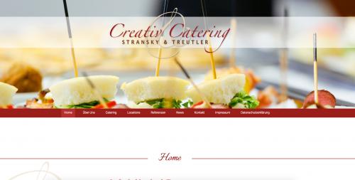 Firmenprofil von: Feste feiern mit anspruchsvollen Speisen - CreativCatering S&T in Augsburg