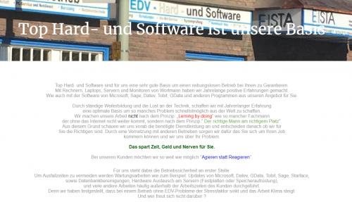 Firmenprofil von: Eista GmbH in Borken: Ein kompetenter Partner für DATEV
