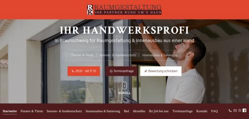 Firmenprofil von: Rollladenreparatur vom Profi: RK-Raumgestaltung in Braunschweig