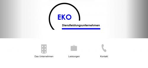 Firmenprofil von: Ihr Experte für die Maschinenreinigung in der Industrie: EKO Dienstleistungsunternehmen