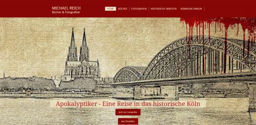 Firmenprofil von: Die Neuerscheinungen der Buchthriller – mit dabei: die Fortsetzung von Michael Reichs 'Apokalyptiker'