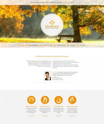 Firmenprofil von: Elementar Bestattungen in Aschaffenburg