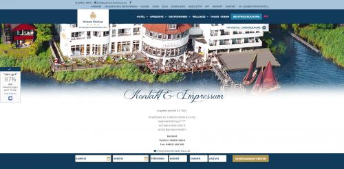 Firmenprofil von: Kururlaub Bad Zwischenahn: Erholung im Seehotel Fährhaus