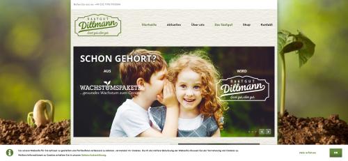 Firmenprofil von: SAATGUT Dillmann: Geschenkboxen für Jedermann