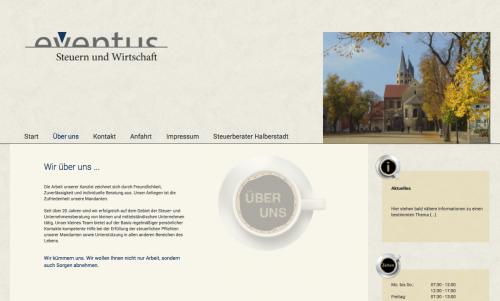 Firmenprofil von: Steuerberatung EVENTUS GmbH in Halberstadt