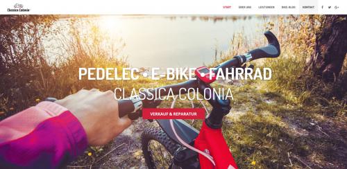 Firmenprofil von: Ihre zuverlässige E-Bike-Reparaturwerkstatt in Köln: Classica Colonia