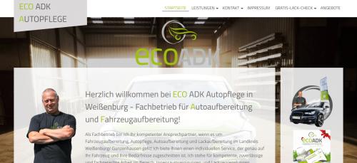 Firmenprofil von: Professionelle Fahrzeugaufbereitung in Weißenburg bei Nürnberg