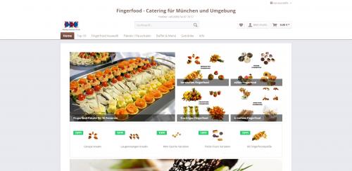 Firmenprofil von: Fingerfood online zusammenstellen – mit dem PEC Meeting-Snackservice