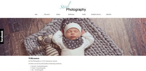 Firmenprofil von: Hochzeitsfotografie bei Colmberg: Steel Photography