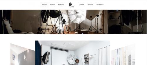 Firmenprofil von: Fotomietstudio in Berlin: Lynx Studio für schöne Erinnerungen